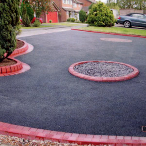 Tarmac & Brick Edging